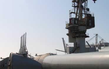 Navios de Guerra Agenciados pele Garland